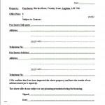 Offer Form