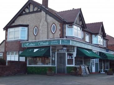 Butchers Shop - typical property surveyed by Edward Jackson Partnership